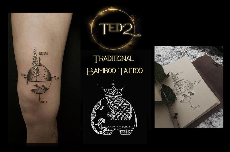 Surf Ink Tattoo Thai Bamboo Tattoo Ted2