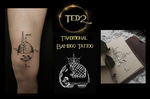 Thai bamboo tattoo germany,thailand tattoo,bamboo,tattoo bambus
